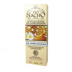 CONDICIONADOR ANTIQUEDA CLAREADOR NATURAL TIO NACHO 415ML