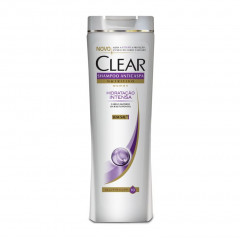 SHAMPOO ANTICASPA HIDRATAÇAO INTENSA CLEAR WOMEN 200ML