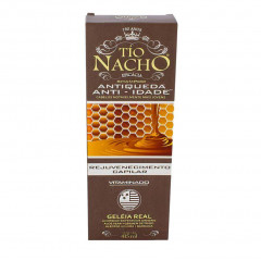 SHAMPOO ANTIQUEDA ANTI-IDADE TIO NACHO 415ML