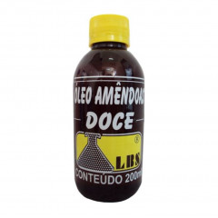 OLEO DE AMENDOAS DOCE LBS 200ML