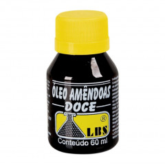 OLEO DE AMENDOAS DOCE LBS 60ML