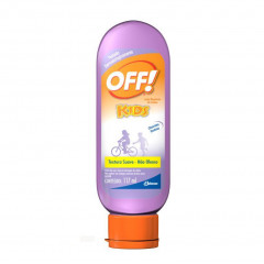 LOÇAO REPELENTE DE INSETOS OFF KIDS 117ML
