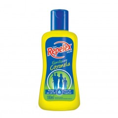 REPELENTE LOÇAO CITRONELA FAMILY CARE REPELEX 100ML
