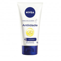 CREME PARA AS MAOS ANTI-IDADE Q10 PLUS NIVEA 75G