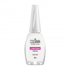ESMALTE CREMOSO INCOLOR COLORAMA 8ML
