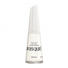 ESMALTE RENDA NATURAL RISQUE 8ML