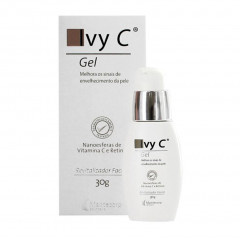 GEL REVITALIZADOR FACIAL IVY C 30G