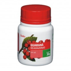 GUARANA DO AMAZONAS SANITAS EM PO 30G