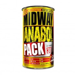 ANABOL PACK MIDWAY 30 PACKS