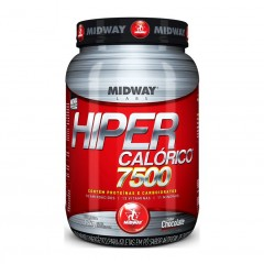 HIPERCALORICO 7500 CHOCOLATE MIDWAY 1,4KG