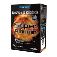 SUPER ALBUMINA CHOCOLATE PROBIOTICA 500G