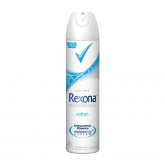 DESODORANTE AEROSSOL COTTON REXONA 175ML