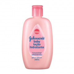 LOÇAO HIDRATANTE JOHNSON'S BABY 200ML