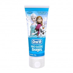 CREME DENTAL INFANTIL TUTTI-FRUTTI ORAL-B STAGES 100G