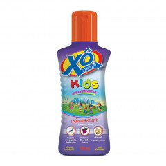 LOÇAO REPELENTE DE INSETOS XO INSETO KIDS 100ML