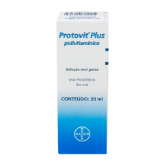 PROTOVIT PLUS POLIVITAMINICO 20ML