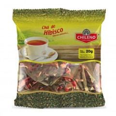CHA DE HIBISCO CHILENO 20G