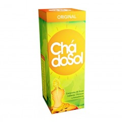 COMPOSTO DE ERVAS ORIGINAL CHA DO SOL 175G
