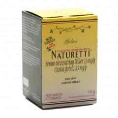 NATURETTI GELEIA ORAL 130G