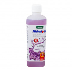 HIDRALYTE SABOR UVA 500ML