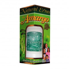 CHA AMARGO NATURAL ERVAS 500ML