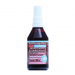 ANTISSEPTICO SPRAY ADVIDINE 100ML