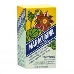 MARACUGINA COMPOSTA SOLUÇAO ORAL 150ML