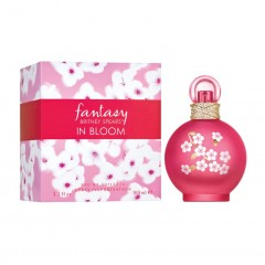 PERFUME FEMININO FANTASY IN BLOOM BRITNEY SPEARS EDT 100ML