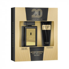 KIT THE GOLDEN SECRET PERFUME 100ML+BALM ANTONIO BANDERAS