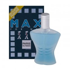 PERFUME MASCULINO MAX 100ML PARIS ELYSEES