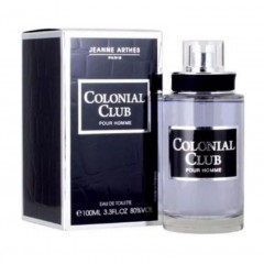 PERFUME MASCULINO COLONIAL CLUB JEANNE ARTHES EDT 100ML
