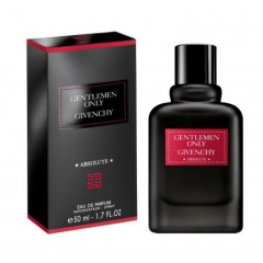 PERFUME MASCULINO GENTLEMEN ONLY ABSOLUTE GIVENCHY EDP 50ML