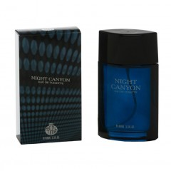 PERFUME MASCULINO NIGHT CANYON REAL TIME EDT 100ML