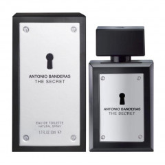 PERFUME MASCULINO THE SECRET ANTONIO BANDERAS EDT 50ML