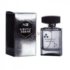PERFUME MASCULINO NIGHTLY DESIRE EDT 100ML NG