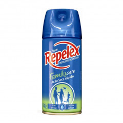 REPELENTE AEROSSOL FAMILY CARE REPELEX 200ML
