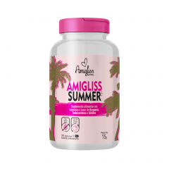 AMIGLISS SUMMER 30 CAPSULAS
