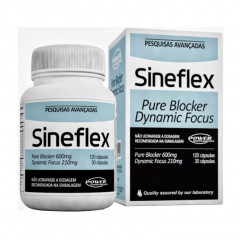SINEFLEX POWER SUPPLEMENTS 150 CAPSULAS