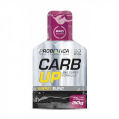 GEL ENERGETICO CARB UP AÇAI COM GUARANA PROBIOTICA 30G