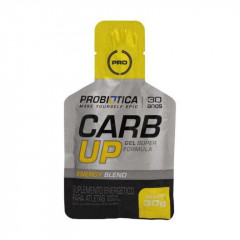 GEL ENERGETICO CARB UP BANANA PROBIOTICA 30G