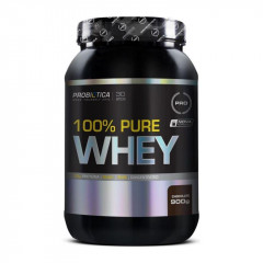 100% PURE WHEY CHOCOLATE PROBIOTICA 900G
