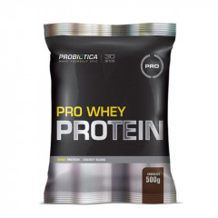 PRO WHEY PROTEIN CHOCOLATE PROBIOTICA 500G