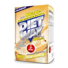 DIET WAY BAUNILHA MIDWAY 420G