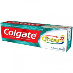 CREME DENTAL TOTAL 12 ADVANCED FRESH 90G COLGATE