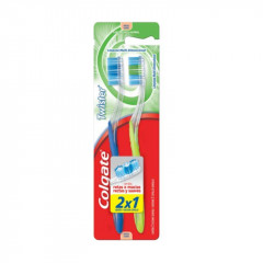 ESCOVA DENTAL TWISTER LEVE2 PAGUE1 COLGATE