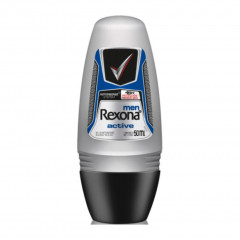 DESODORANTE ROLL ON ACTIVE REXONA MEN 50ML