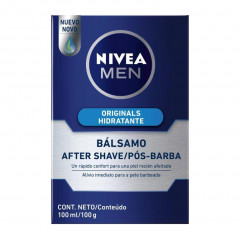 BALSAMO POS-BARBA ORIGINALS HIDRATANTE NIVEA MEN 100ML
