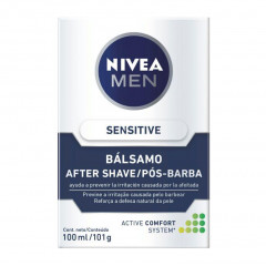 BALSAMO POS-BARBA SENSITIVE NIVEA MEN 100ML