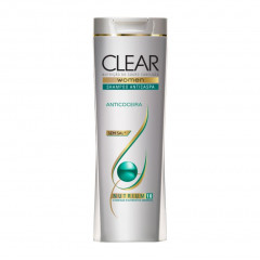 SHAMPOO ANTICASPA ANTICOCEIRA CLEAR WOMEN 200ML