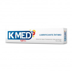 GEL LUBRIFICANTE INTIMO K-MED 50G